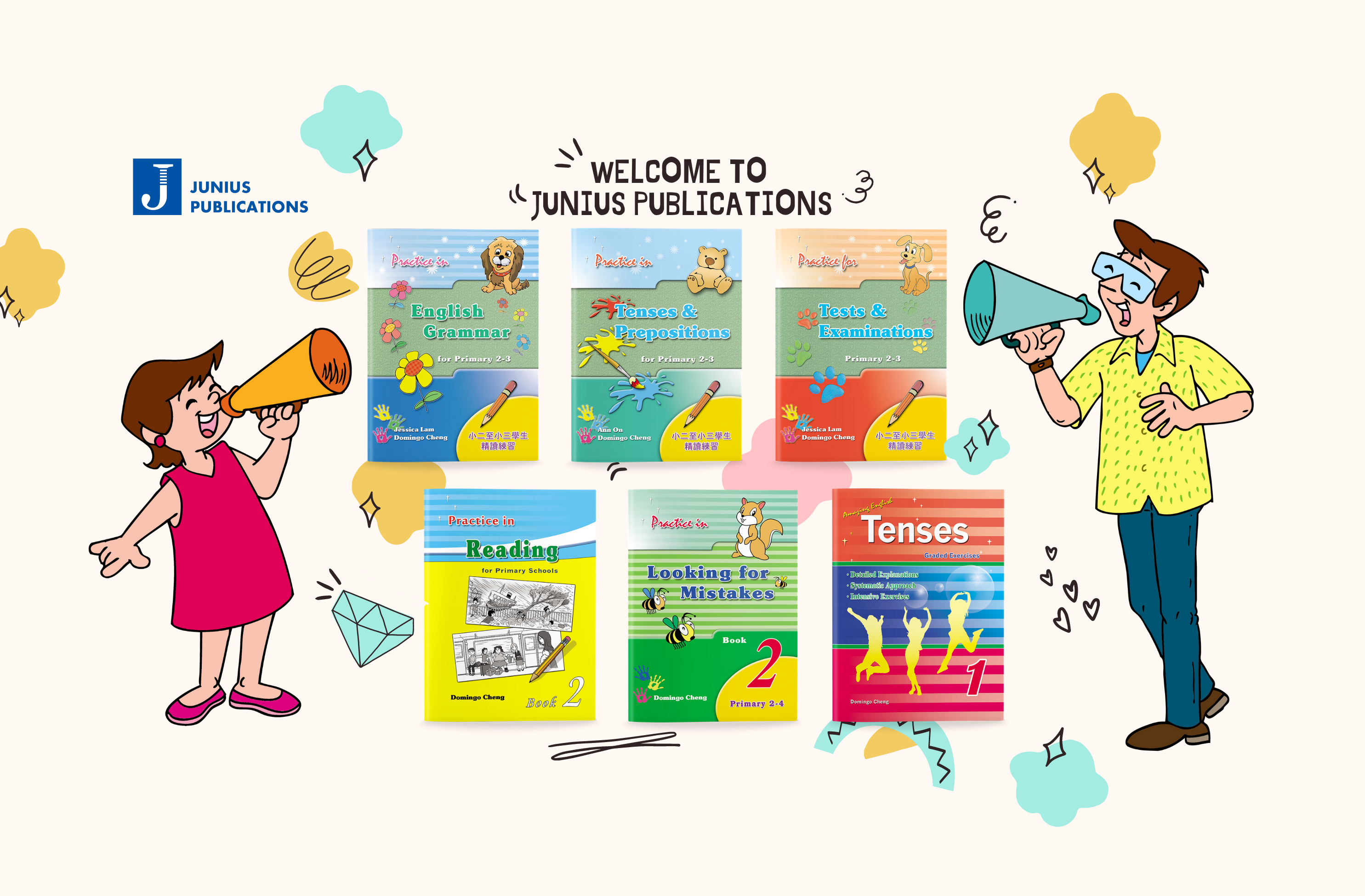 Welcome to Junius Publications