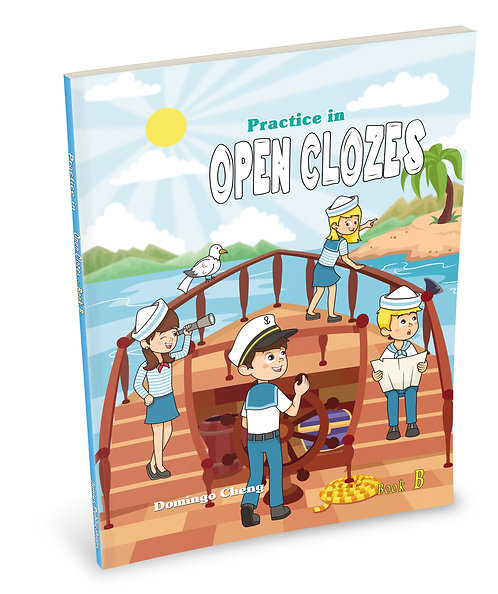 Practice in Open Clozes Book B
