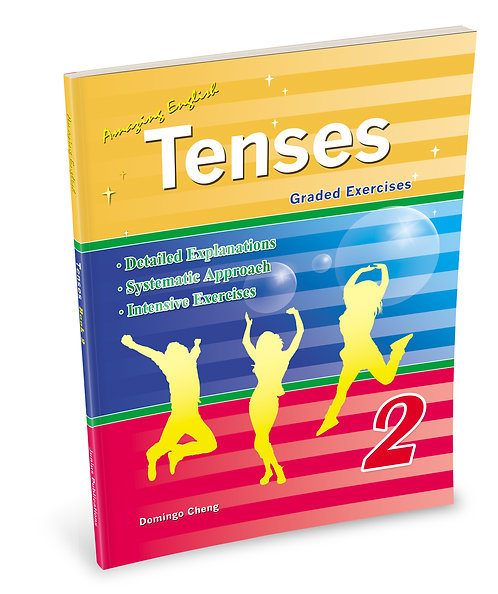 Amazing English Tenses - Book 2