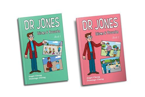 Dr Jones Idioms & Proverbs Set