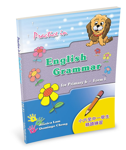 Practice in English Grammar for P6 – F1