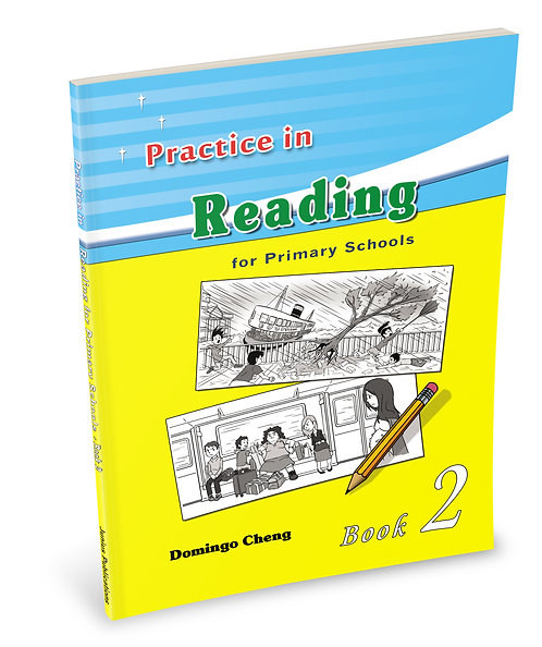 Practice in Reading for Primary Schools Book 2