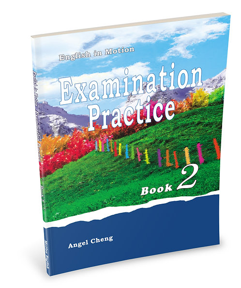 English in Motion Examination Practice Book 2