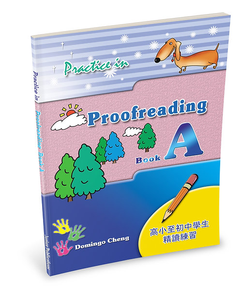 Practice in Proofreading Book A