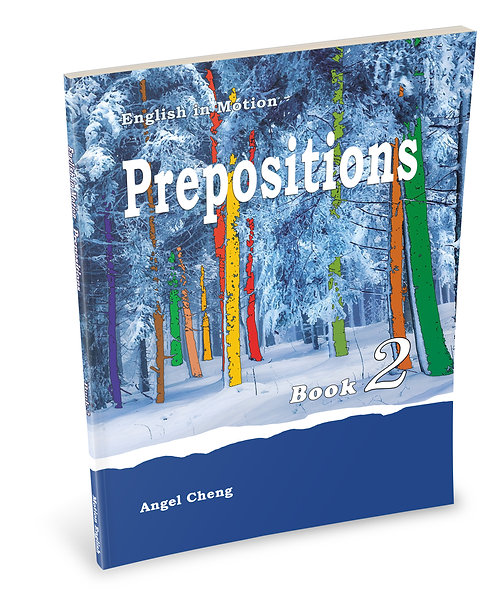 English in Motion Prepositions Book 2