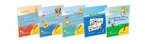 Primary 1 Practice Kit