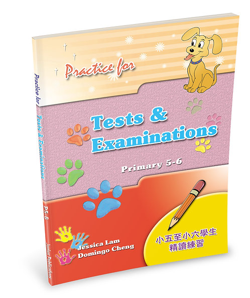 Practice for Tests & Exams for P5 – 6