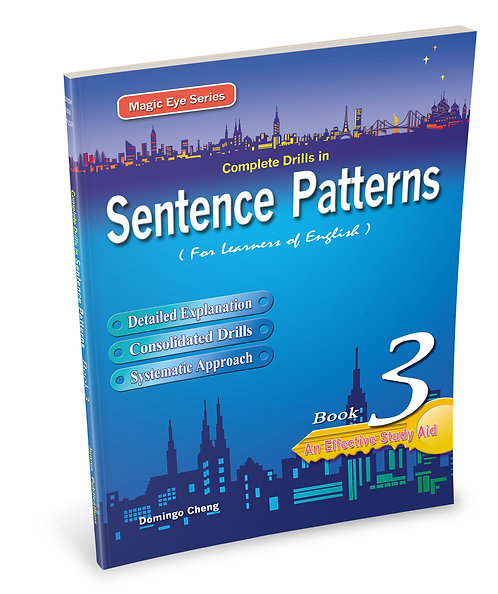 Complete Drills in Sentence Patterns – Book 3