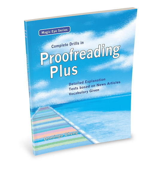 Complete Drills in Proofreading Plus