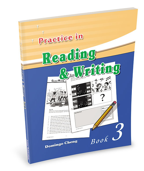 Practice in Reading & Writing Book 3