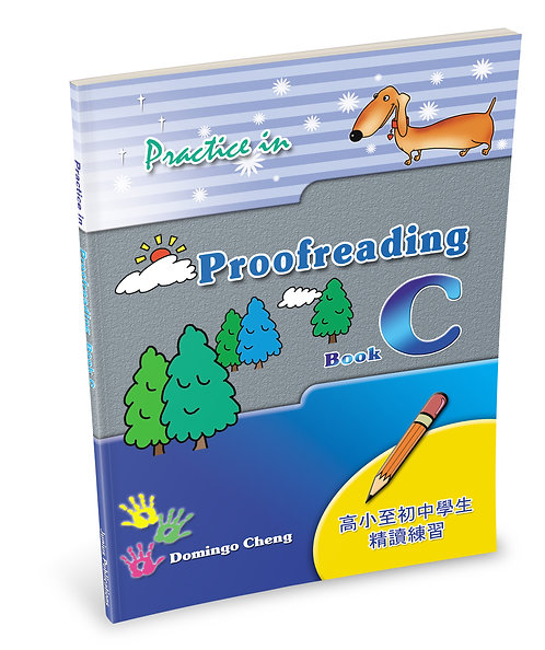Practice in Proofreading Book C