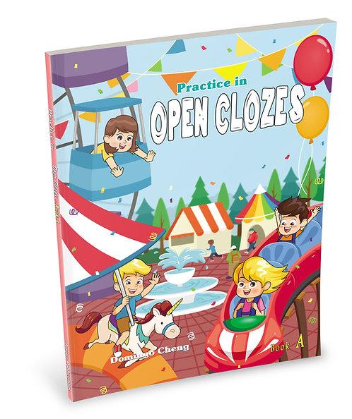 Practice in Open Clozes Book A