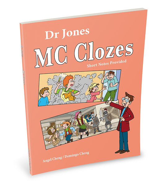 Dr Jones MC Clozes