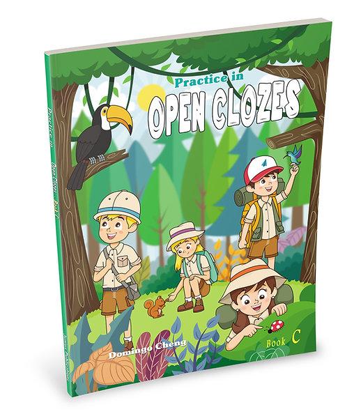 Practice in Open Clozes Book C