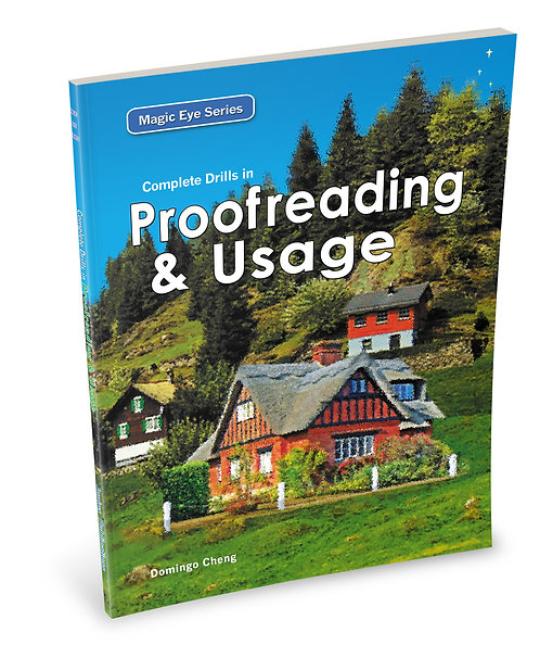 Complete Drills in Proofreading & Usage