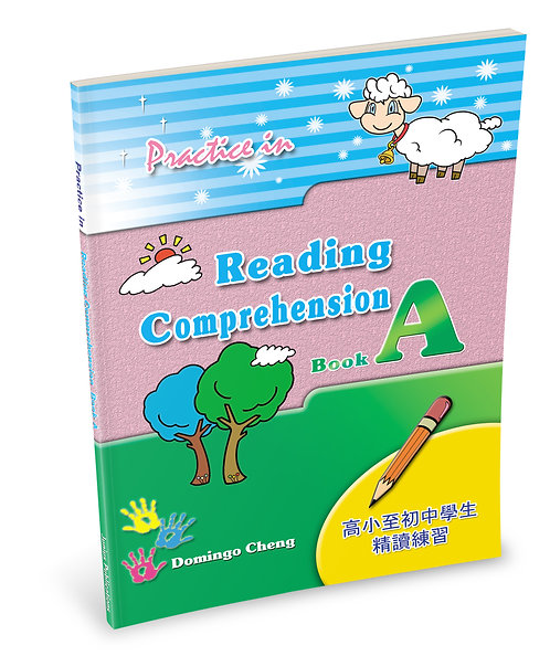 Practice in Reading Comprehension Book A