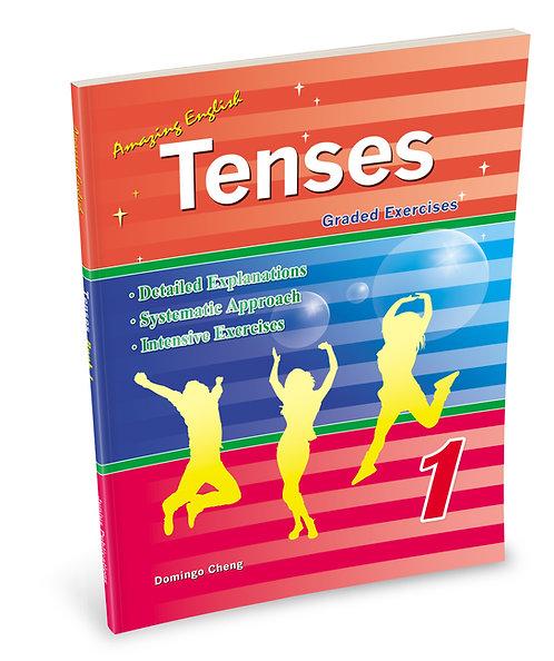 Amazing English Tenses - Book 1