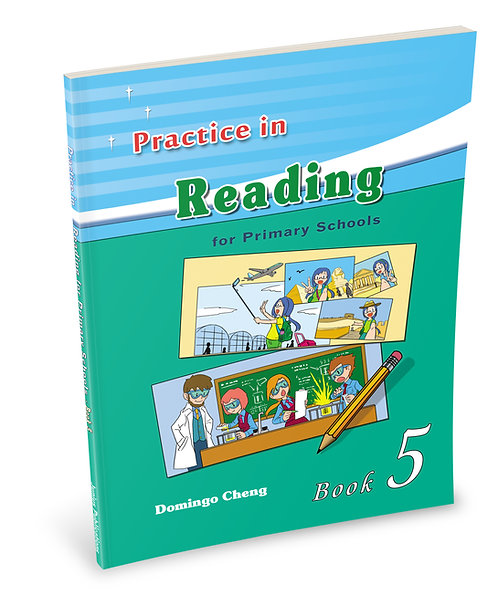 Practice in Reading for Primary Schools Book 5