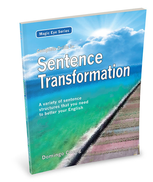 Complete Drills in Sentence Transformation