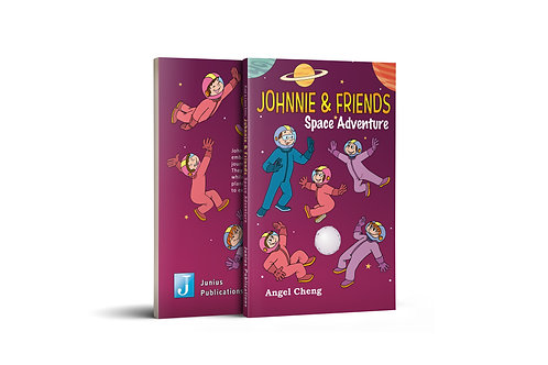 Johnnie & Friends Space Adventure
