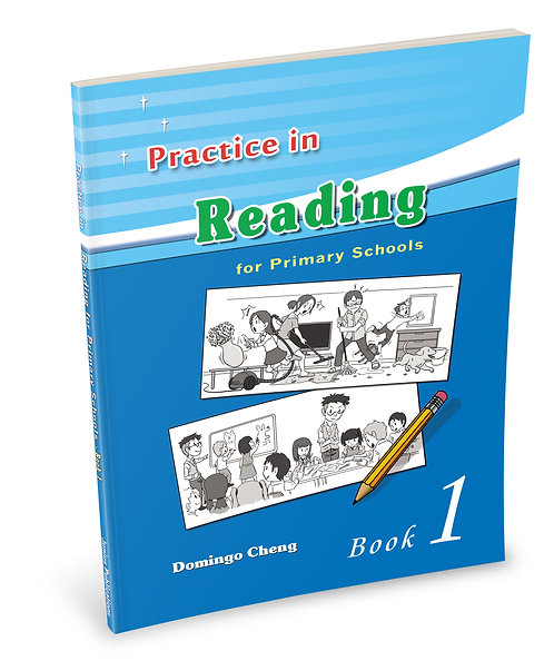 Practice in Reading for Primary Schools Book 1