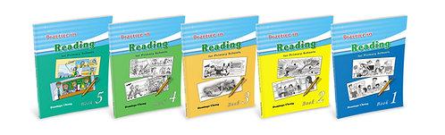 Practice in Reading for Primary Schools Bundle