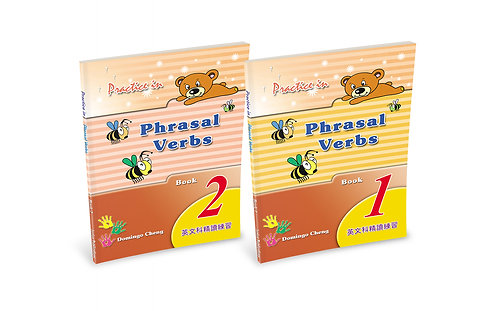 Practice in Phrasal Verbs Set