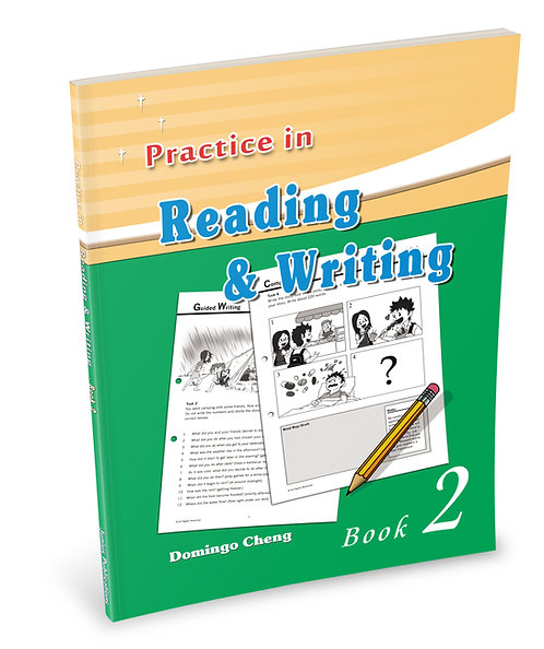 Practice in Reading & Writing Book 2