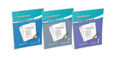 Practice for Examinations Bundle