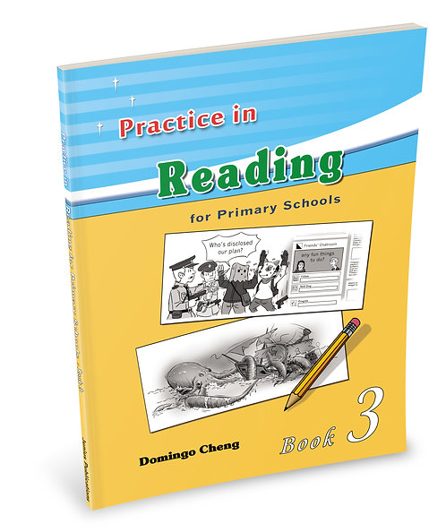 Practice in Reading for Primary Schools Book 3