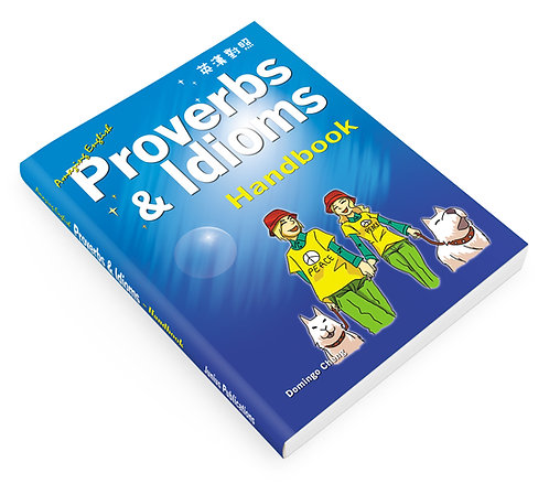 Amazing English Proverbs & Idioms – Handbook