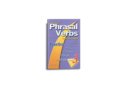 Amazing English Phrasal Verbs Practice Level 3