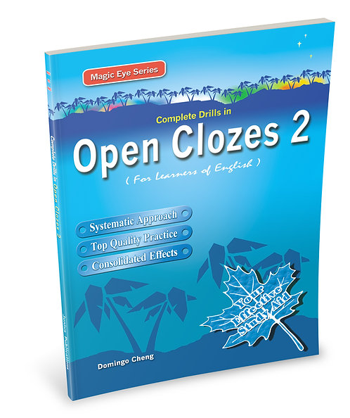 Complete Drills in Open Clozes 2