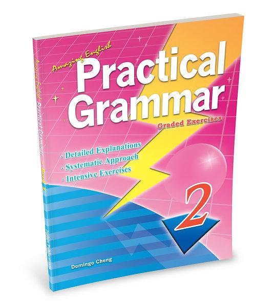 Amazing English Practical Grammar – Book 2