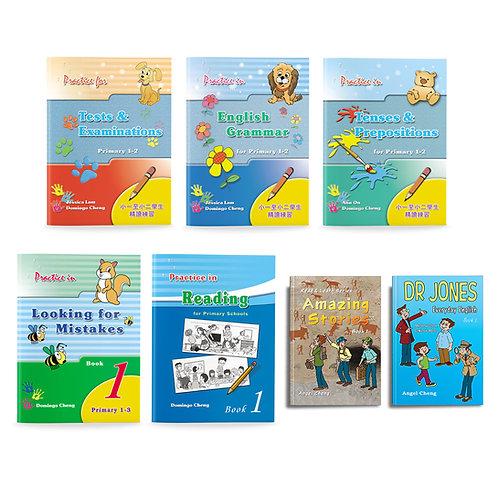 Primary 1 Practice & Reading Kit