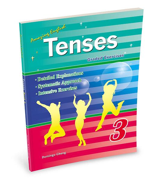 Amazing English Tenses - Book 3
