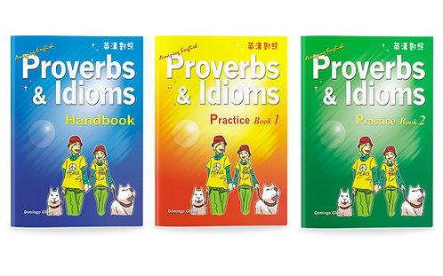 Proverbs & Idioms Study Kit