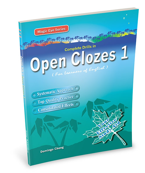 Complete Drills in Open Clozes 1