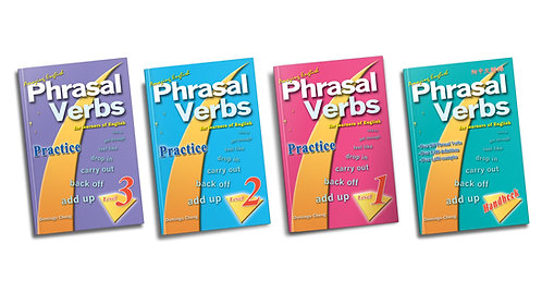 Amazing English Phrasal Verbs Bundle