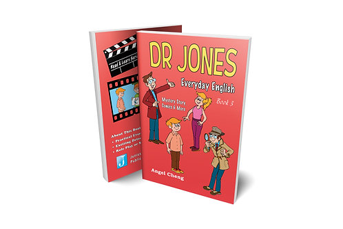 Dr Jones Everyday English Book 3