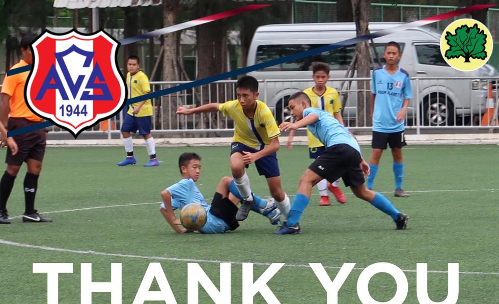 THANK YOU ASSUMPTION SPIPACHA U15s 2019.