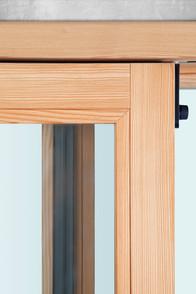 Sistemi scorrevoli in legno