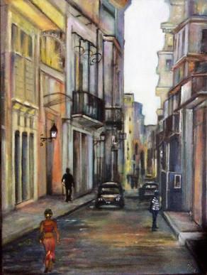 Afternoon In Havana
