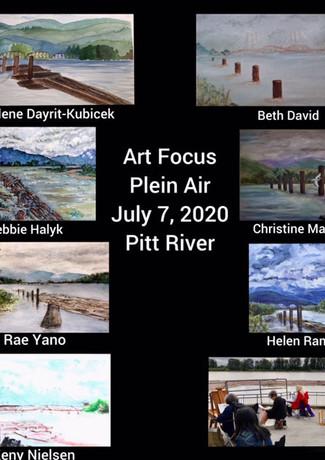 Plein Air July 7, 2020