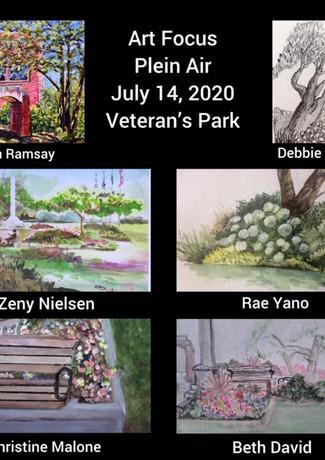 Plein Air July 14, 2020