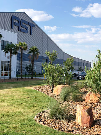 AST Building in Midland, TX