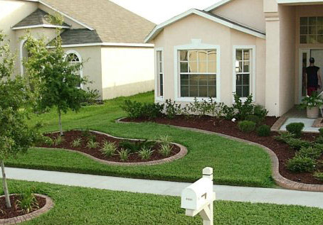 Maintaining curb appeal
