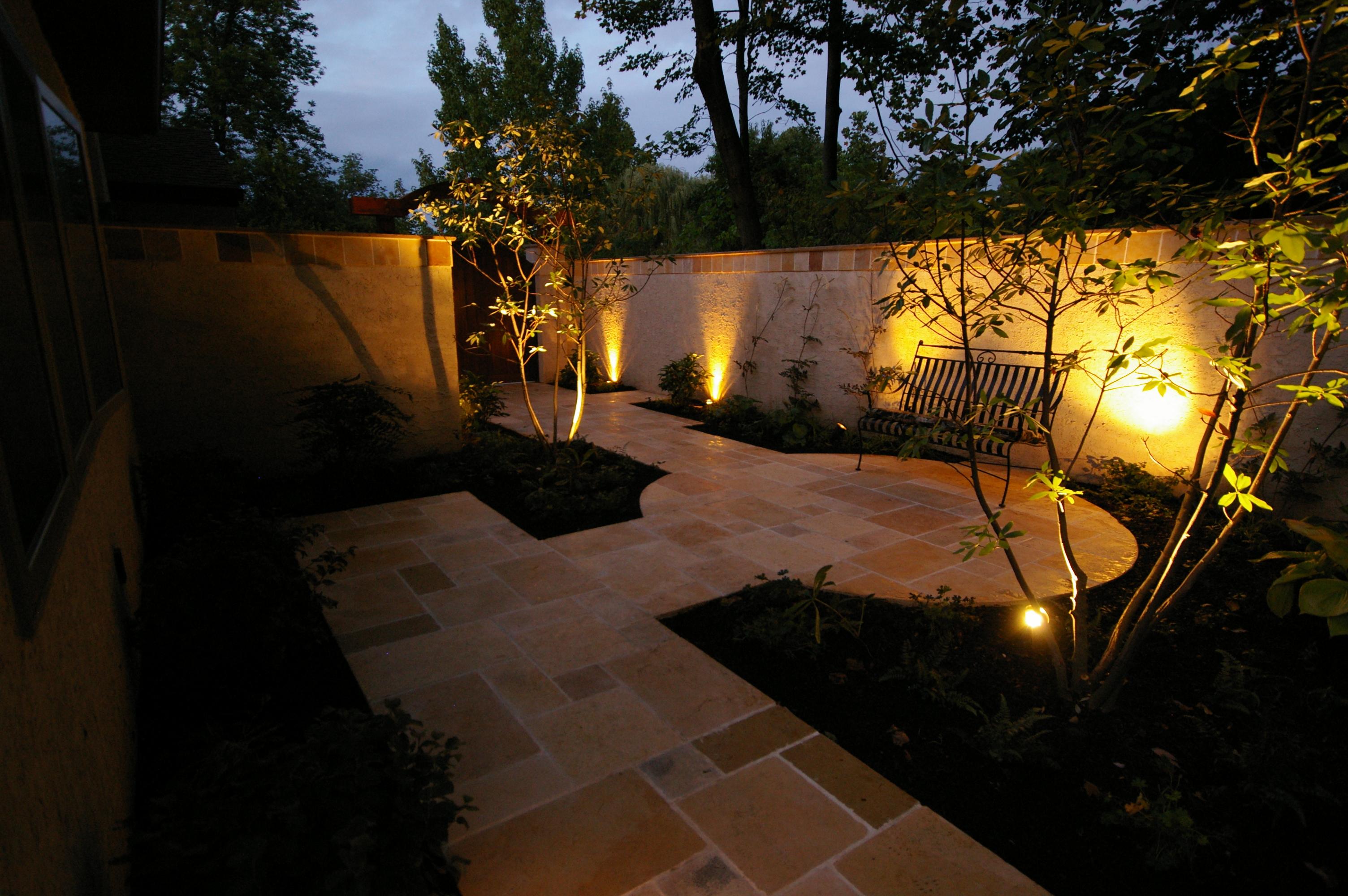 Landscape Lighting Design And Installation A