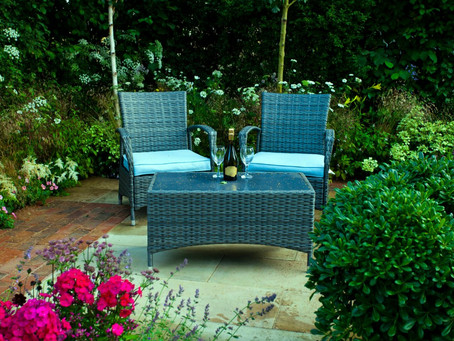 5 Things to keep in mind while designing an outdoor patio
