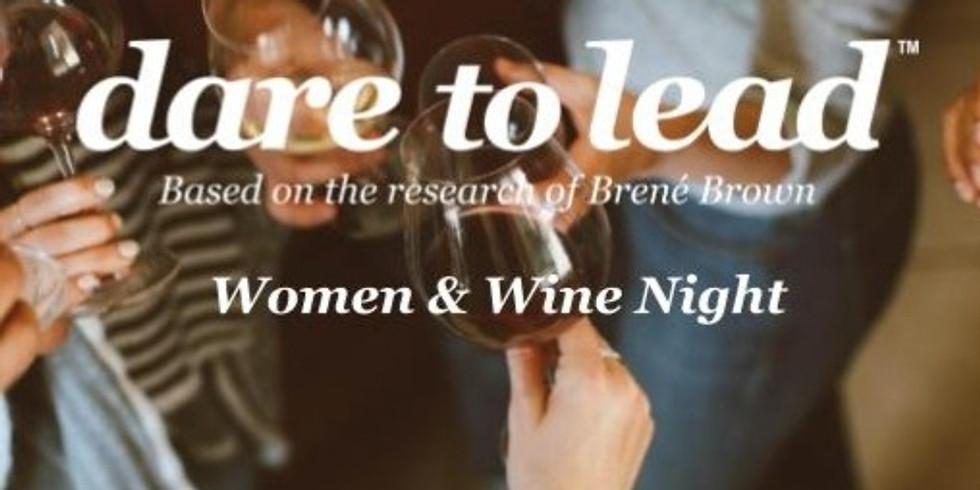 STL: Dare to Lead™ Women & Wine Night
